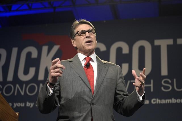 M.Perry, 65 ans, avait déjà été candidat en... (PHOTO PHELAN M. EBENHACK, AP)