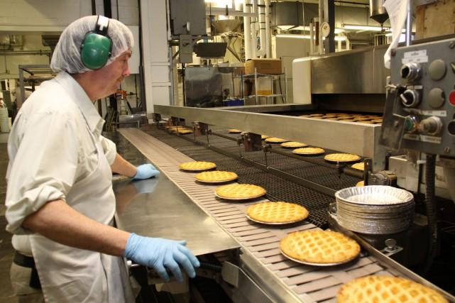 La famille Joly a vendu la Pâtisserie Gaudet... (archives La Voix de l'Est)