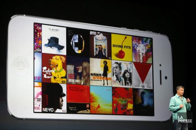 Selon le directeur de Spotify, les auditeurs souhaitent... (PHOTO STEPHEN LAM, ARCHIVES REUTERS)