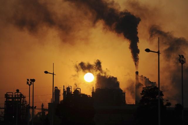 Selon leurs analyses, le monde s'est réchauffé à... (PHOTO ARCHIVES REUTERS)