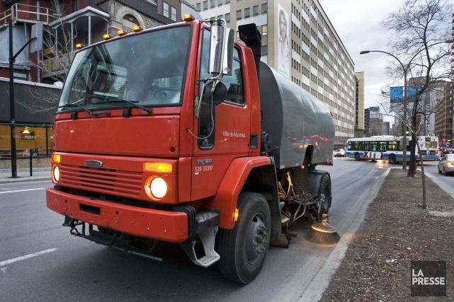 Au Canada, la rémunération des employés municipaux serait... (PHOTO ARCHIVES LA PRESSE)