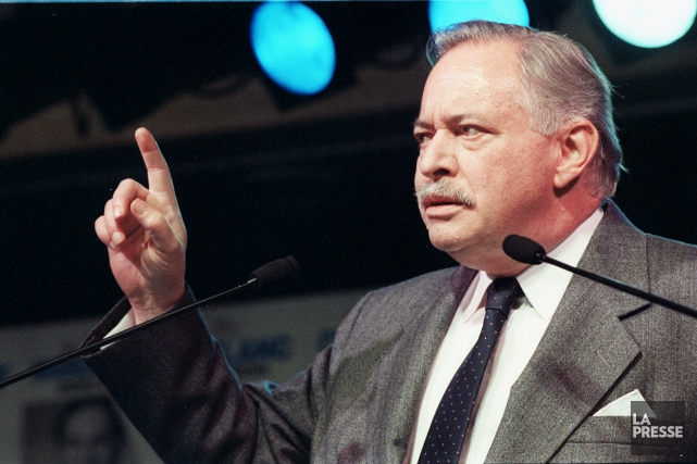 Jacques Parizeau.... (Photo Jacques Mailloux, archives La Presse)