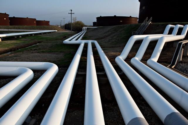 «Nous avons besoin de pipelines pour transporter notre... (Photo Daniel Acker, archives Bloomberg)