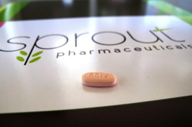 Les essais cliniques menés pendant 24 mois aux... (PHOTO ARCHIVES AP)
