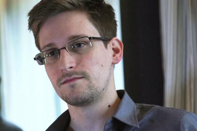 Edward Snowden se félicite, deux ans après ses... (PHOTO ARCHIVES REUTERS)