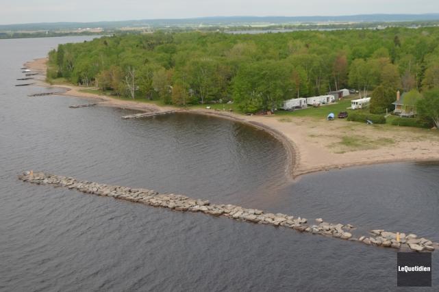 Les riverains de Saint-Gédéon-sur-le-lac devront patienter au moins... ((Photo Le Quotidien, Marc St-Hilaire))