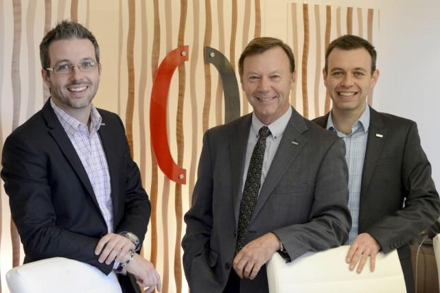 Le président et chef de la direction d'Artopex,... (photo fournie par Artopex)