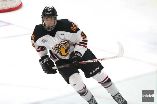 Après un premier refus de Hockey Canada, Joseph... (Photothèque Le Soleil)