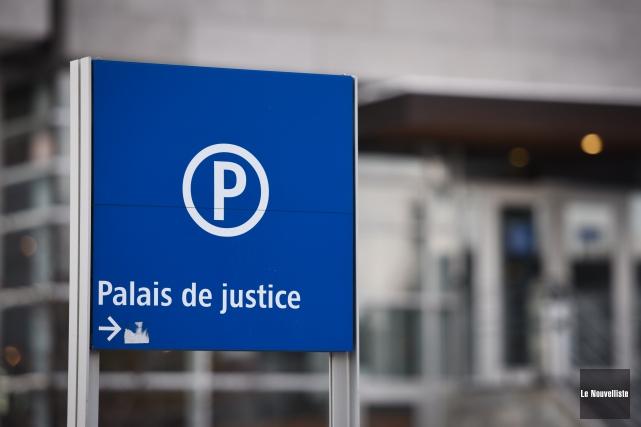 Le juge Guy Lambert a imposé une sentence... (Photo: François Gervais Le Nouvelliste)