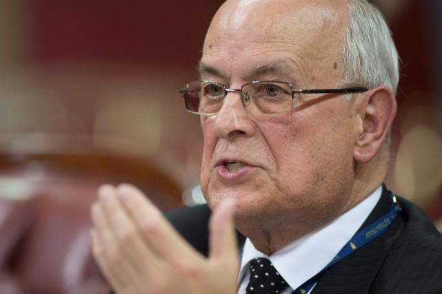 Le jurisconsulte Claude Bisson a fait l'objet de... (La Presse Canadienne, Jacques Boissinot)