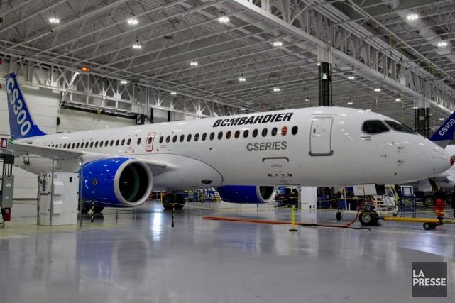 Des investissements permettraient à Bombardier de terminer le... (PHOTO DAVID BOILY, ARCHIVES LA PRESSE)