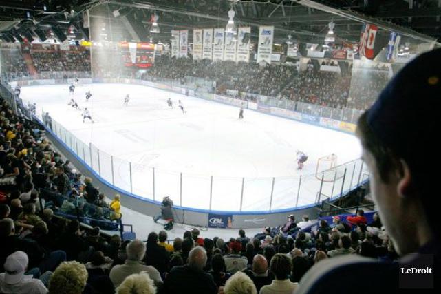 Les Olympiques de Gatineau auront un choix de plus au repêchage de la LHJMQ qui... (Martin Roy, Archives LeDroit)