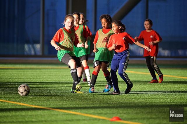 Au Canada, on compte 824 181 joueurs de... (Photo André Pichette, La Presse)