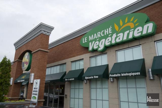 Le Marché Végétarien de Trois-Rivières a été vendu.... (Photo: Archives Stéphane lessard)