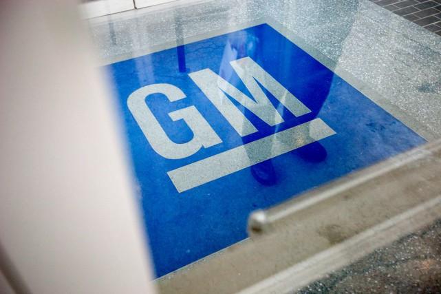 Remis de leur grave crise de 2009, General Motors (GM), Fiat Chrysler et Ford... (PHOTO DAVID GOLDMAN, ARCHIVES AP)