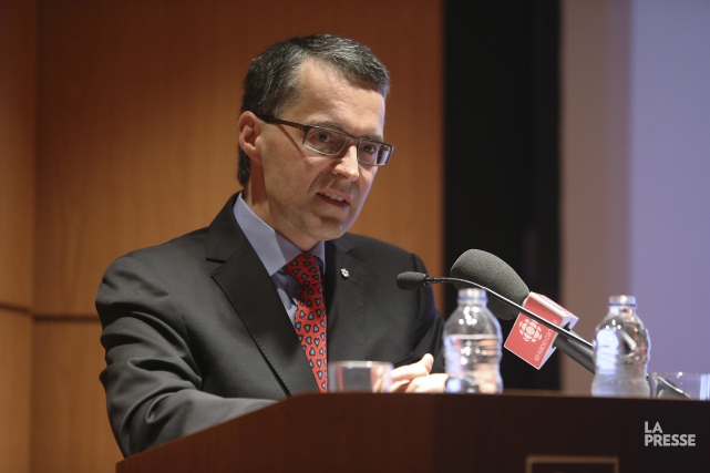Jean Claude Tardif, directeur du centre de recherche... (PHOTO MARTIN CHAMBERLAND, LA PRESSE)