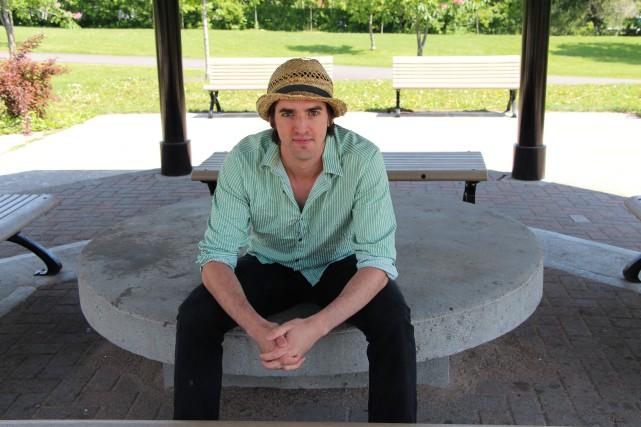 Pour Guillaume Vermette, 27 ans, les premiers symptômes... (PHOTO: ISABELLE LÉGARÉ)