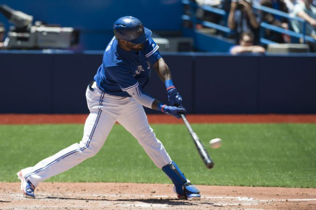 Jose Reyes... (Photo Nick Turchiaro, USA TODAY Sports)