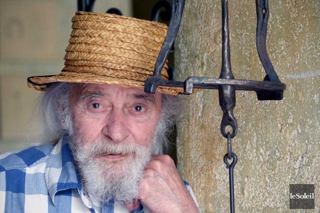 À 78 ans, Guy Bel aimerait bien trouver... (Le Soleil, Jean-Marie Villeneuve)