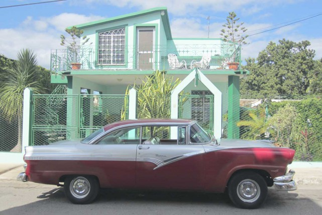 Notre maison à Matanzas, chez Idael et Dania,... (Collaboration spéciale Mylène Moisan)