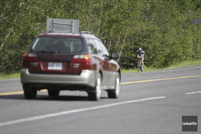 «Le bilan routier s'améliore année après année. (Mais)... (photo Julie Catudal, La Voix de l'Est)