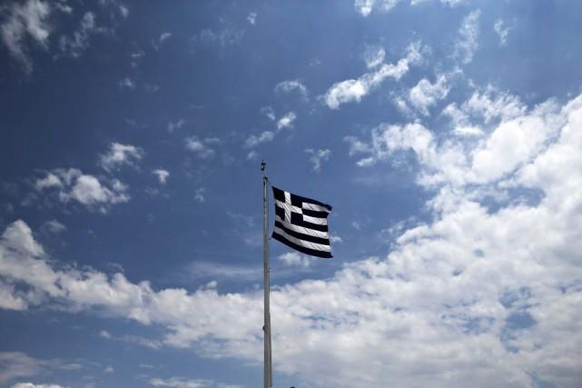 Le ministre grec du Travail Panos Skourletis a estimé lundi que si les... (PHOTO ALKIS KONSTANTINIDIS, REUTERS)