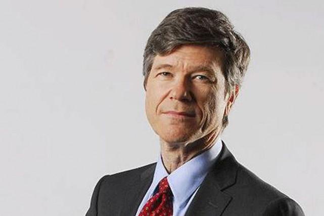 Jeffrey D. Sachs...