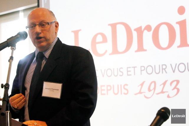 Jacques Pronovost... (Simon Séguin-Bertrand, Archives LeDroit)