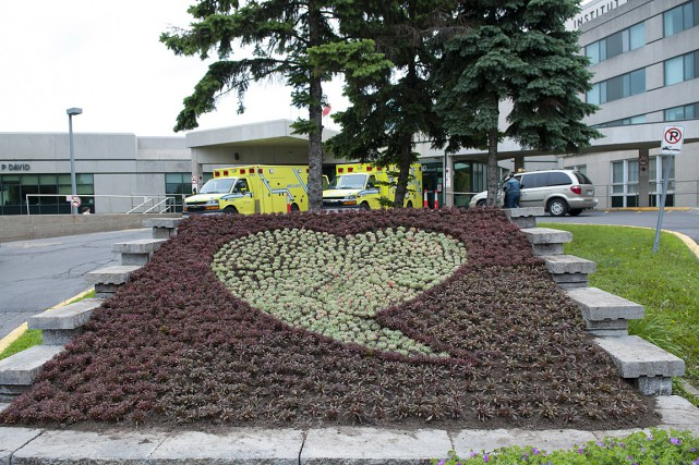 L'Institut de cardiologie de Montréal a confirmé ce matin avoir conclu une... (Photo fournie par l'Institut de cardiologie de Montréal)