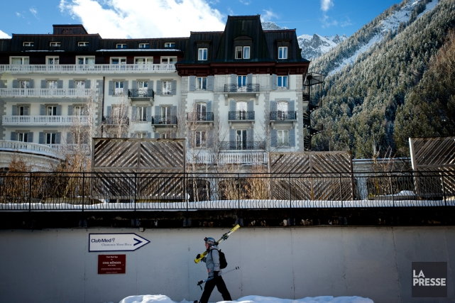 Le Club Med Chamonix Mont-Blanc... (PHOTO MARCO CAMPANOZZI, ARCHIVES LA PRESSE)