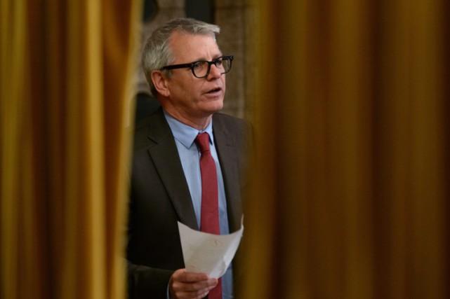 Le député libéral Adam Vaughan.... (Photo: PC)
