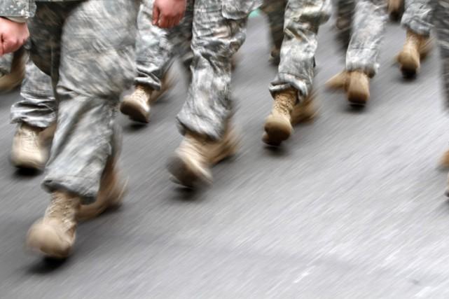 L'armée de terre américaine a annoncé lundi avoir temporairement fermé son site... (Photo: Reuters)