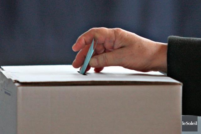 Les électeurs, en votant, savent déjà qu'il n'y... (Photothèque Le Soleil)