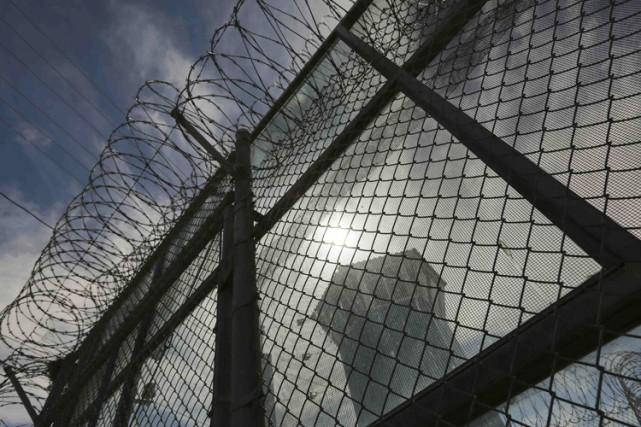 Un juge fédéral américain a décidé lundi de libérer un prisonnier qui a passé... (Archives Reuters)