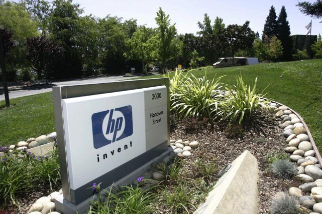 HP avait lancé fin 2011 une offre publique... (Photo Archives AFP)