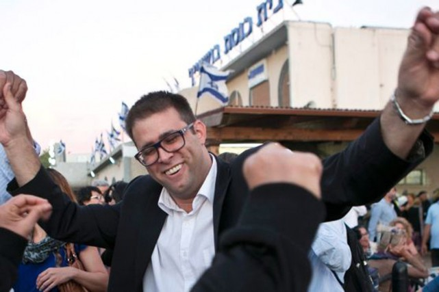 Oren Hazan... (PHOTO OFER VAKNIN, ARCHIVES HAARETZ)