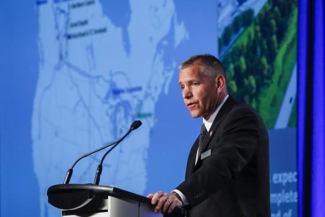 Si TransCanada décide de ne conserver qu'un terminal... (Photo Jeff McIntosh, Archives La Presse Canadienne)