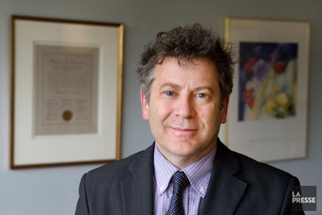 Jean-François Thuot est directeur général du Conseil interprofessionnel... (PHOTO ROBERT SKINNER, LA PRESSE)