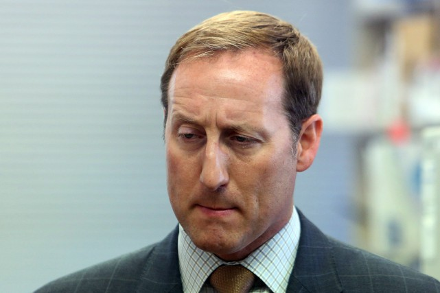 Le ministre de la Justice, Peter MacKay... (Photo Fred Chartrand, La Presse Canadienne)