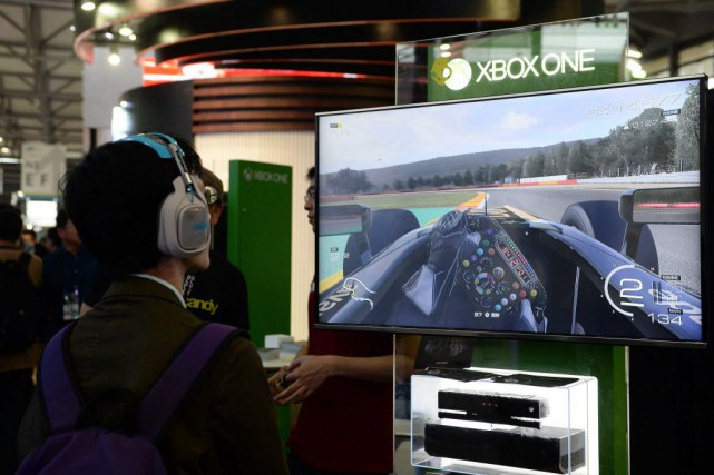 Baptisé «Xbox Elite Series», ce programme concernera dans... (Photo AFP)