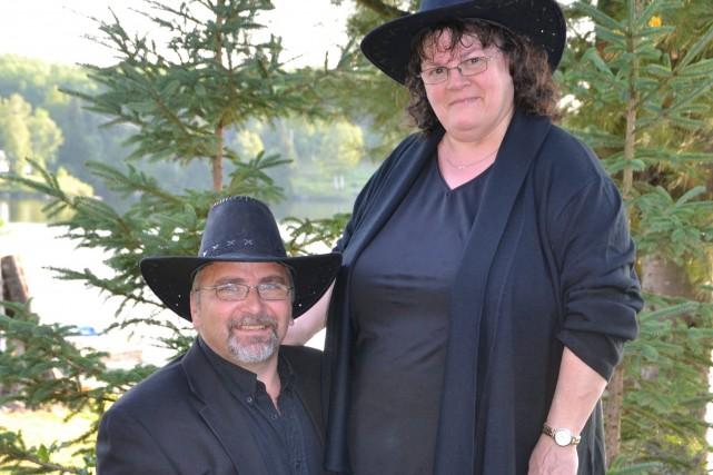Tony et Marilyne Cash lanceront leur nouvel album... ((Courtoisie))