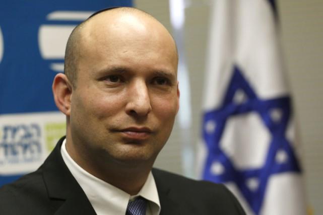 Naftali Bennett... (Photo: AFP)