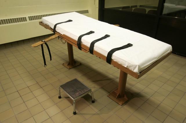 Après plus de douze ans dans le couloir de la mort au Texas, un Afro-Américain... (Archives AP)