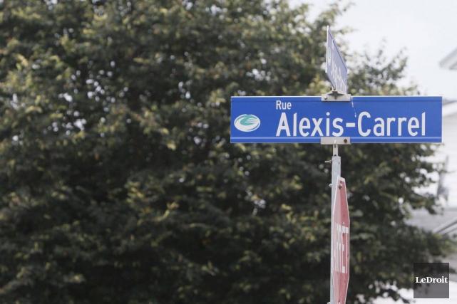 Albert-Einstein remplacera Philipp-Lenard et la rue Alexis-Carrel deviendra... (Simon Séguin-Bertrand, archives LeDroit)
