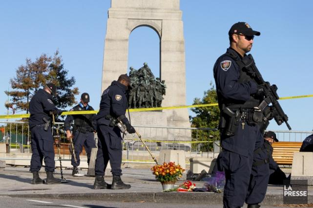 Financer des attentats comme ceux d'Ottawa et de... (PHOTO ALAIN ROBERGE, ARCHIVES LA PRESSE)