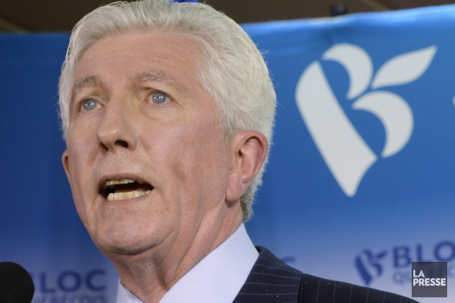 Gilles Duceppe... (PHOTO RYAN REMIORZ, LA PRESSE CANADIENNE)