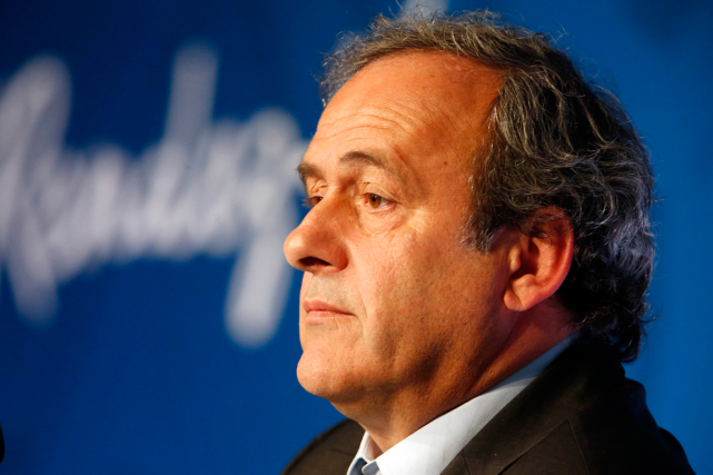 Le président de l'UEFA, Michel Platini.... (Photo Charles Platiau, archives Reuters)
