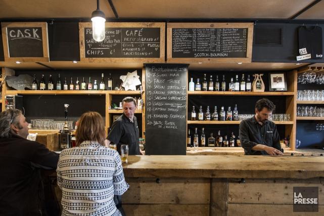 Il existe une brasserie au Québec qui a souvent navigué à contre-courant des... (PHOTO EDOUARD PLANTE-FRÉCHETTE, archives LA PRESSE)
