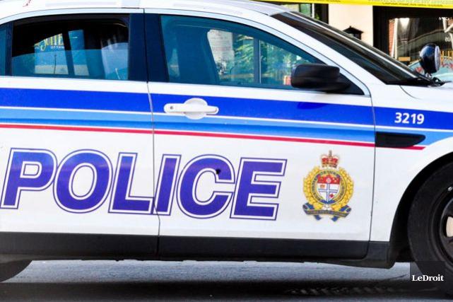 Un policier d'Ottawa est accusé de conduite dangereuse ayant causé des lésions... (Martin Roy, LeDroit)