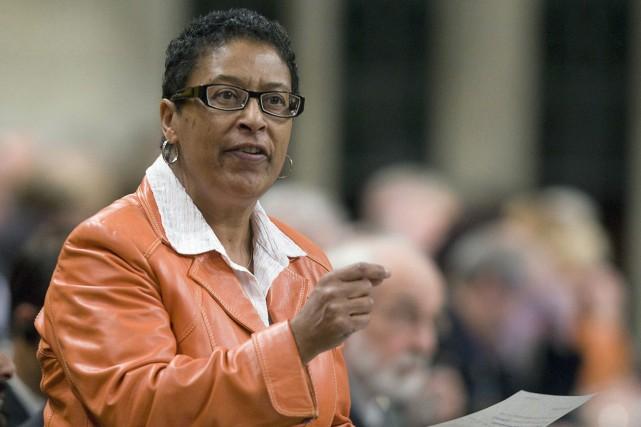 La présidente du comité d'étude et ex-députée libérale... (PHOTO ARCHIVES LA PRESSE CANADIENNE)